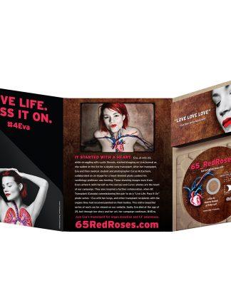 65_RedRoses Special Edition DVD inside